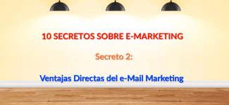 Ventajas Directas del e-Mail Marketing
